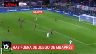 El gol de Mbappé lo cambiará todo: UEFA defiende reformulación de regla de fuera de juego