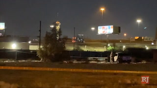 Police investigate homicide in central Las Vegas – Video