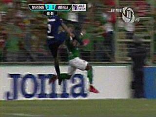 Polémica expulsión de Henry Figueroa en la gran final ante Marathón