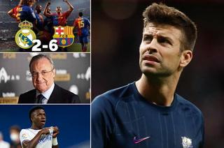 Las revelaciones de Piqué: jugador del Real Madrid se fue fiesta tras el 2-6 y mensaje para Florentino Pérez