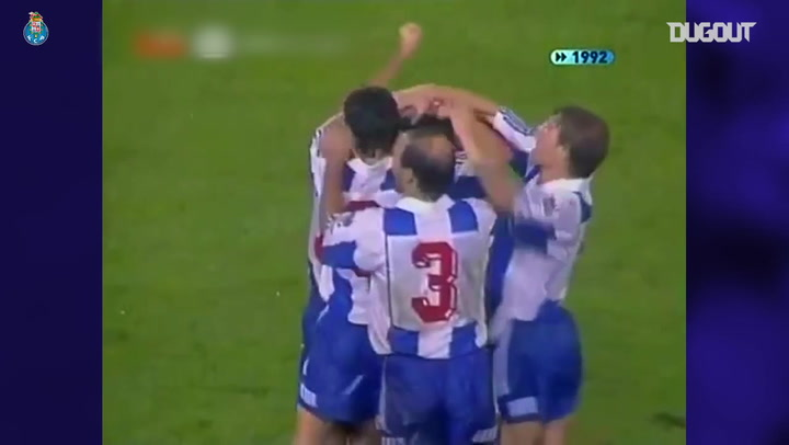 FC Porto's best goals vs Dutch teams