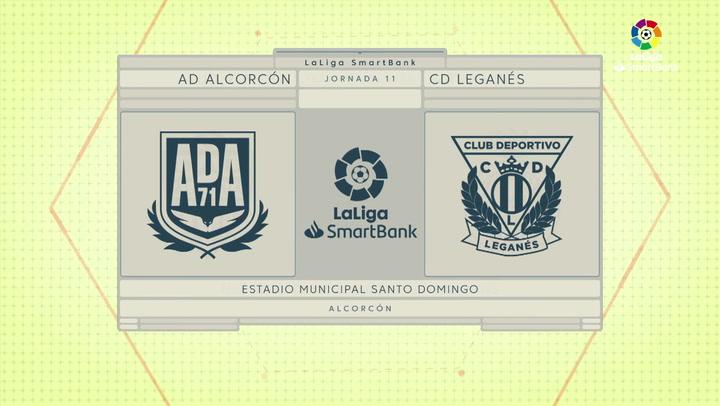 LaLiga SmartBank (J11): Resumen y goles del Alcorcón 3-3 Leganés