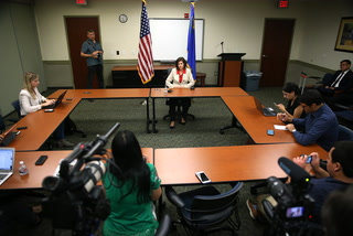 Senator Cortez-Masto talks immigration