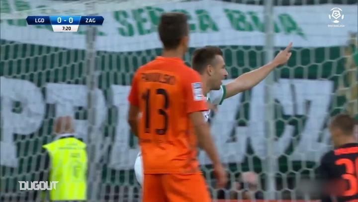 Artur Sobiech's 24-minute hat-trick