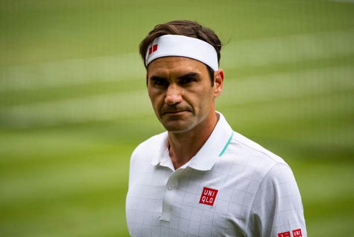 Die tennislegende Roger Federer is nie seker of hy weer op Wimbledon sal speel nie