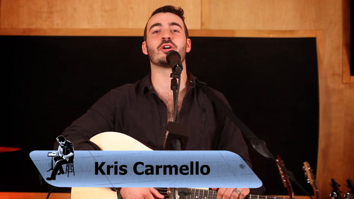 Kris Carmello performs Easy on The Jimmy Lloyd Songwriter Showcase