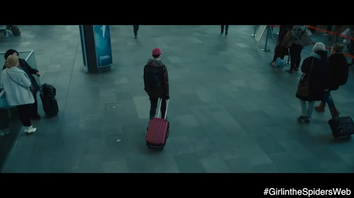 Clip: Airport Escape