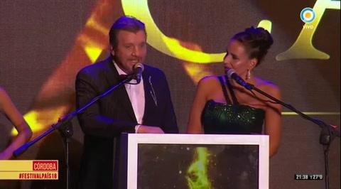 En los premios Carlos dieron por muerto a Mario Pasik