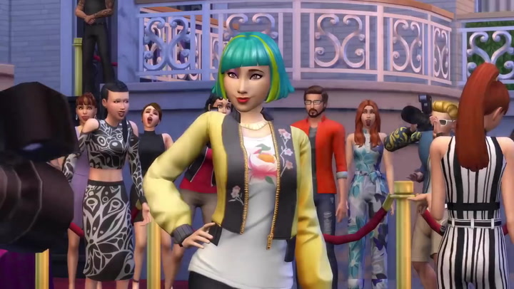 'The Sims 4: Get Famous' Official Trailer