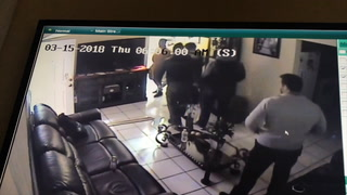 Video Shows Miami-Dade Cop Hitting Handcuffed Suspect