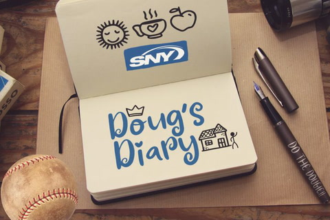 Doug's Diary: Thinking of baseball's safe return