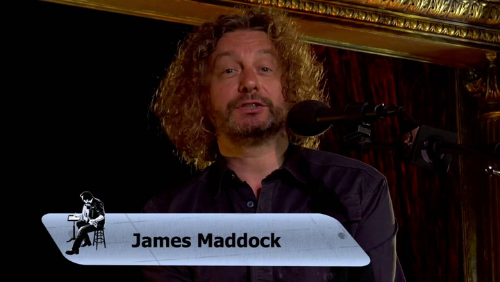 James Maddock performs Another Life on The Jimmy Lloyd Songwriter Showcase