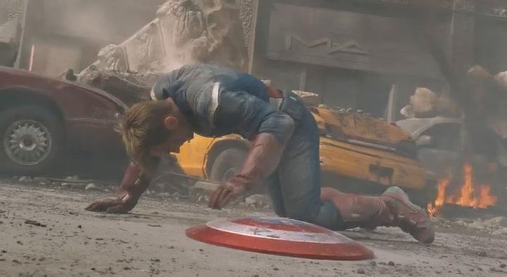 Clip: Cap and Thor