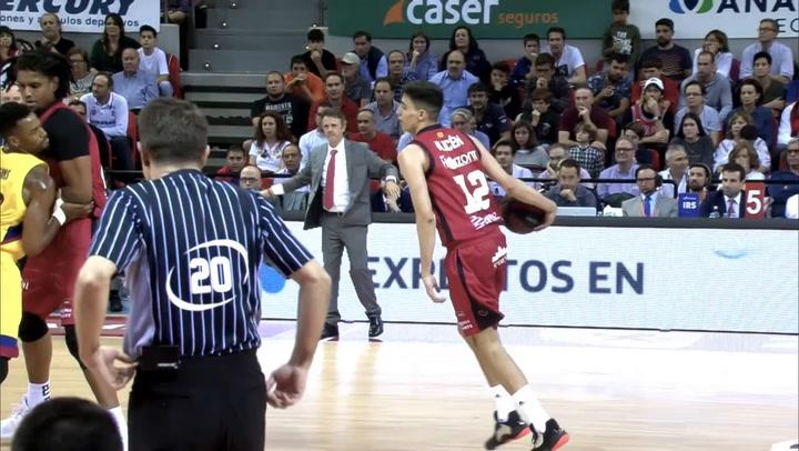 Carlos Alocén repite como el Mejor Joven de la temporada