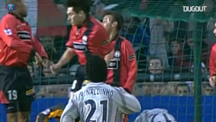 Ronaldinho's best PSG moments