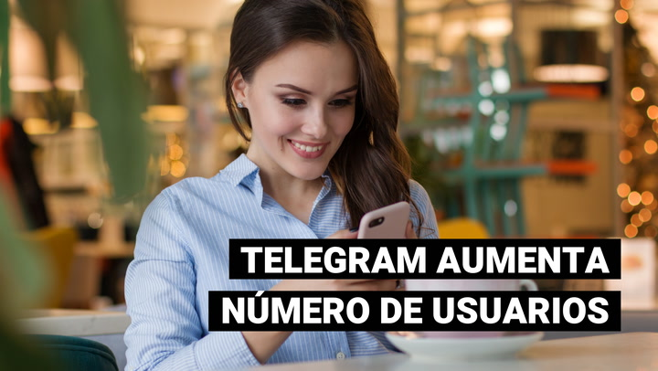 Telegram recibe un aumento significativo de usuarios en 72 horas