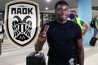 Barcelona mediante comunicado oficial aseguró que el futbolista se va cedido al PAOK griego.