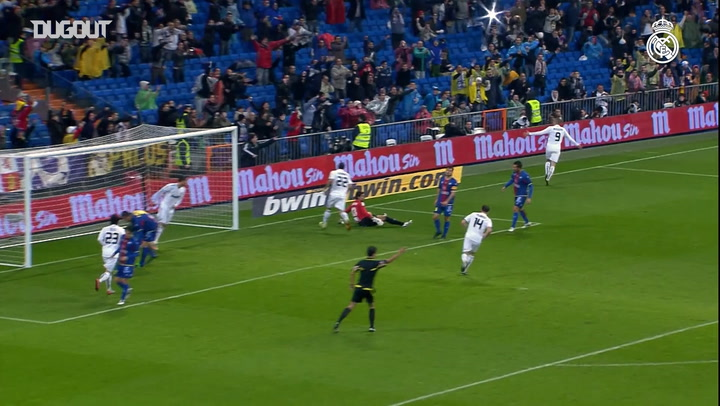 Benzema nets hat-trick against Levante