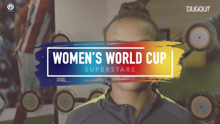 Women's World Cup Superstars: Nikita Parris
