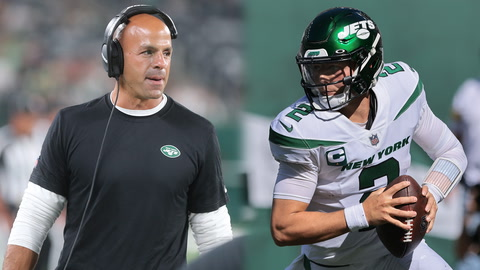 NFL Insider weighs in on Jets' Robert Saleh wanting QB Zach Wilson to be 'boring'