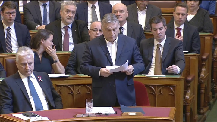 Újabb intézkedéseket jelentett be Orbán Viktor a parlamentben