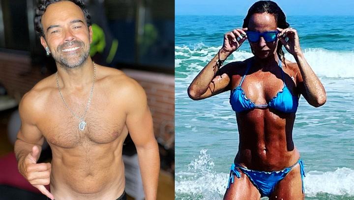 Actor, muy deportista y tremendamente discreto, conoce a Ricardo Rodríguez, el marido de María Patiño