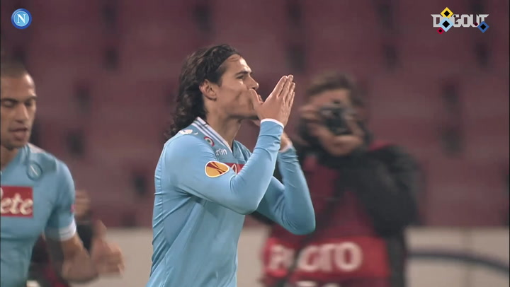 SSC Napoli's greatest goals vs Dutch teams