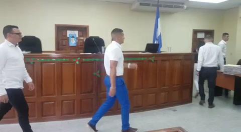 Inicia el juicio oral y público contra los implicados en el caso Carlos Collier