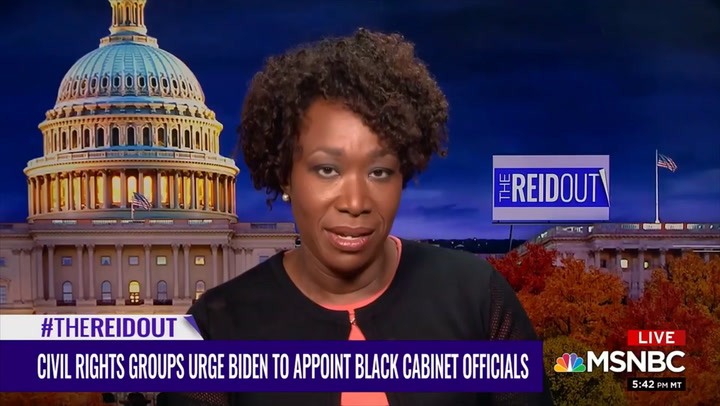 Joy Reid: Defund the Police 'Energized' Young Voters, People Who Disagree with It Were Never Going to Vote Democrat Anyway