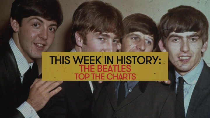 The Beatles Monopolized The Charts: This Week in History