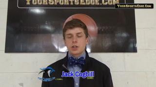 Cogbill Talks Character Building Through Sport