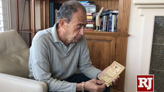 Joseph Frank describes his family's ordeal following Kristallnacht