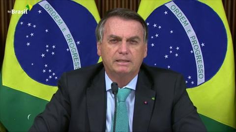 Bolsonaro fija objetivo de neutralidad de carbono en Brasil para 2050