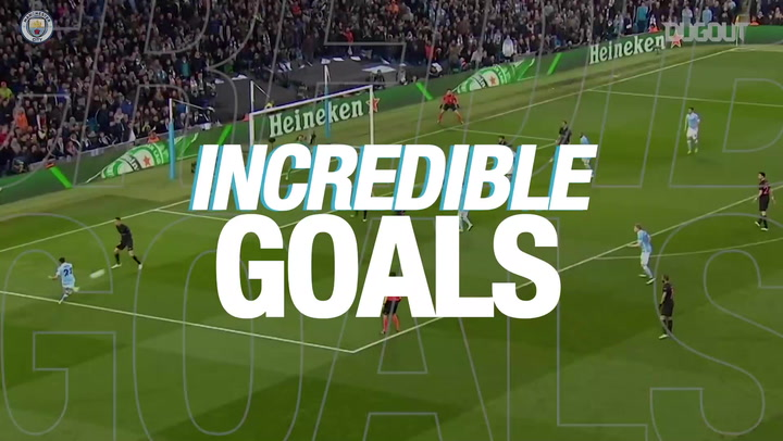 Kevin De Bruyne Sends City To Champions League Semi-Final