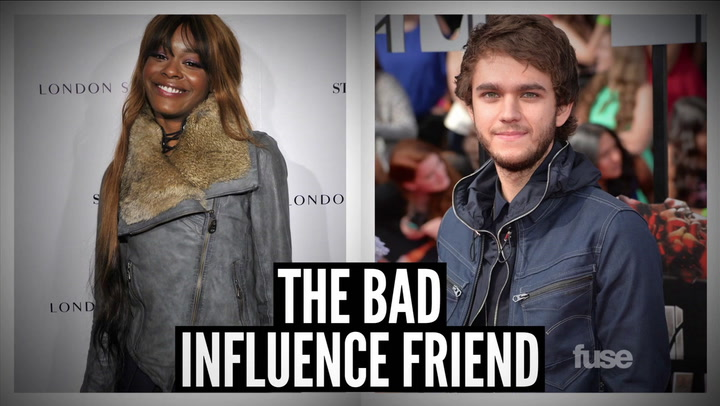 Web Shows: Listology: 9 Types of Celebrity Friendships on Twitter