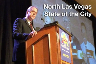 North Las Vegas State of the City address
