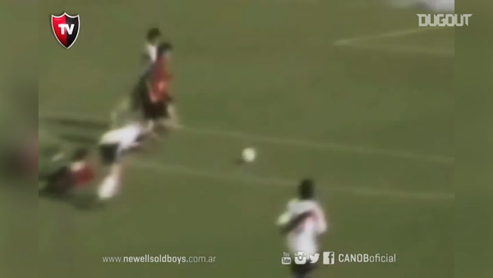 Ignacio Scocco's best goals for Newell's