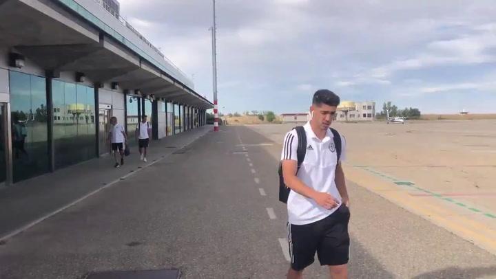 El Valladolid visita al Betis de Rubi