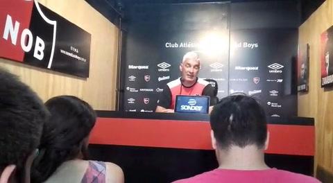De Felippe: Lo importante es sostener lo que hicimos ante Racing