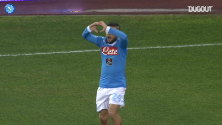 Lorenzo Insigne's perfect volley vs Torino