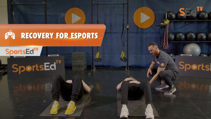 Recovery For Esports