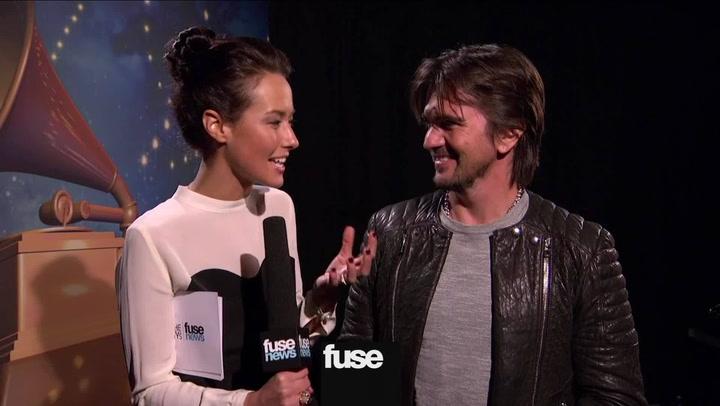Interviews: Grammys: Juanes Interview