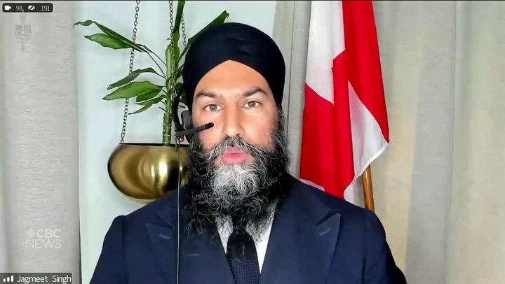 NDP leader asks prime minister how the government plans to tackle online hate directed at Muslims