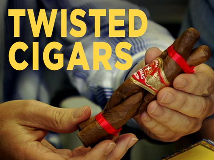 Twisted Cigars