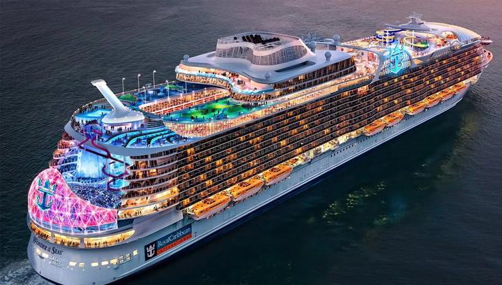 Así será el crucero más grande del mundo: con capacidad para casi 7.000 personas