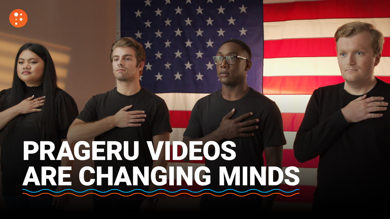 PragerU Videos Are Changing Minds
