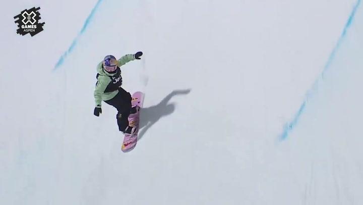 Queralt Castellet, quinta en los X Games de Aspen
