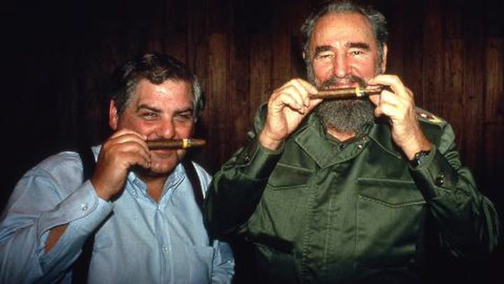 Smoking with Castro: Marvin, Fidel and the Cohiba Connection