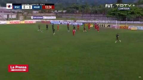 Real Sociedad 1 - 1 Marathón (Liga Salva Vida)