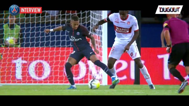 Neymar on his first 100 days at Paris Saint-Germain